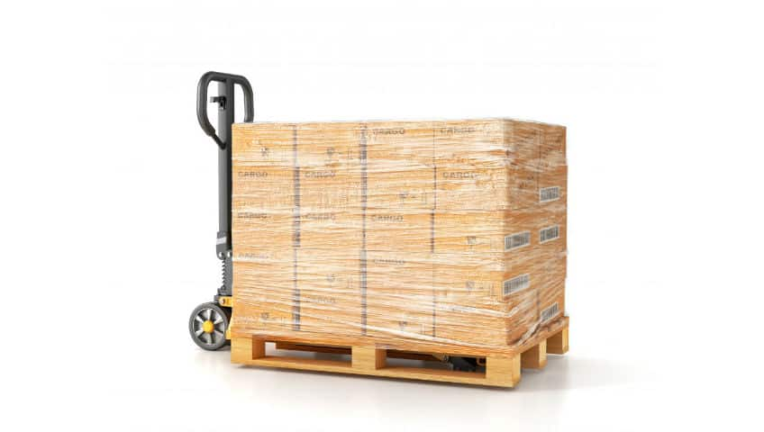 ltl less than truckload pallet