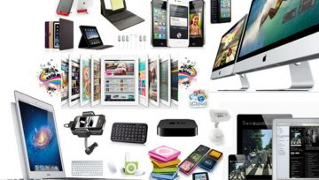 Consumer electronics distribution